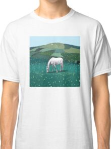 The White Horse of Alfriston Classic T-Shirt