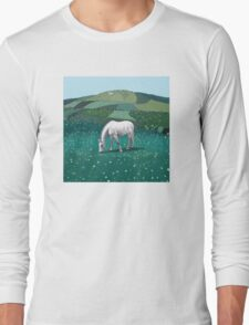 The White Horse of Alfriston Long Sleeve T-Shirt