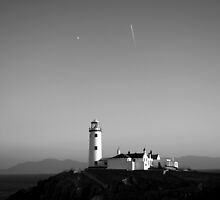 Fanad Head Lighthouse - Donegal, Ireland by Dave  Kennedy