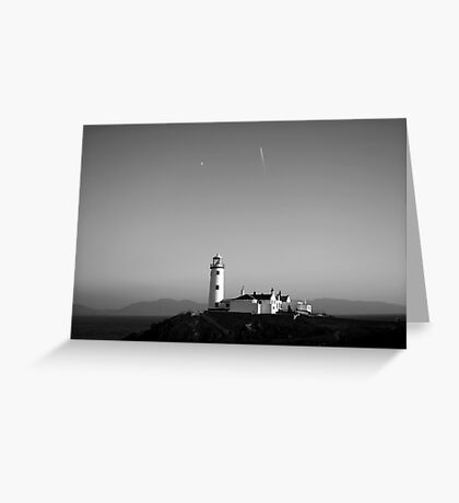 Fanad Head Lighthouse - Donegal, Ireland Greeting Card