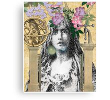 Love is a Wonderland Canvas Print