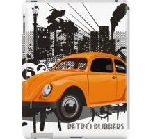 Urban Bug - Retro Dubbers iPad Case/Skin