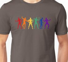 Morphsuits Rainbow Robot Dance Unisex T-Shirt