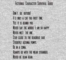 Fictional Character Survival Guide by Calinselene