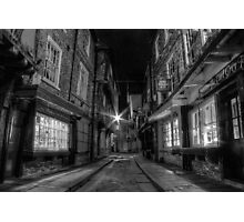 The Shambles, York Photographic Print