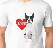 I love Boston Terriers T-Shirt