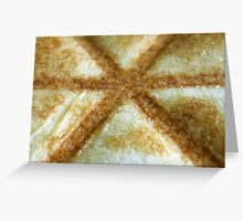 Solved - Quesadilla Greeting Card