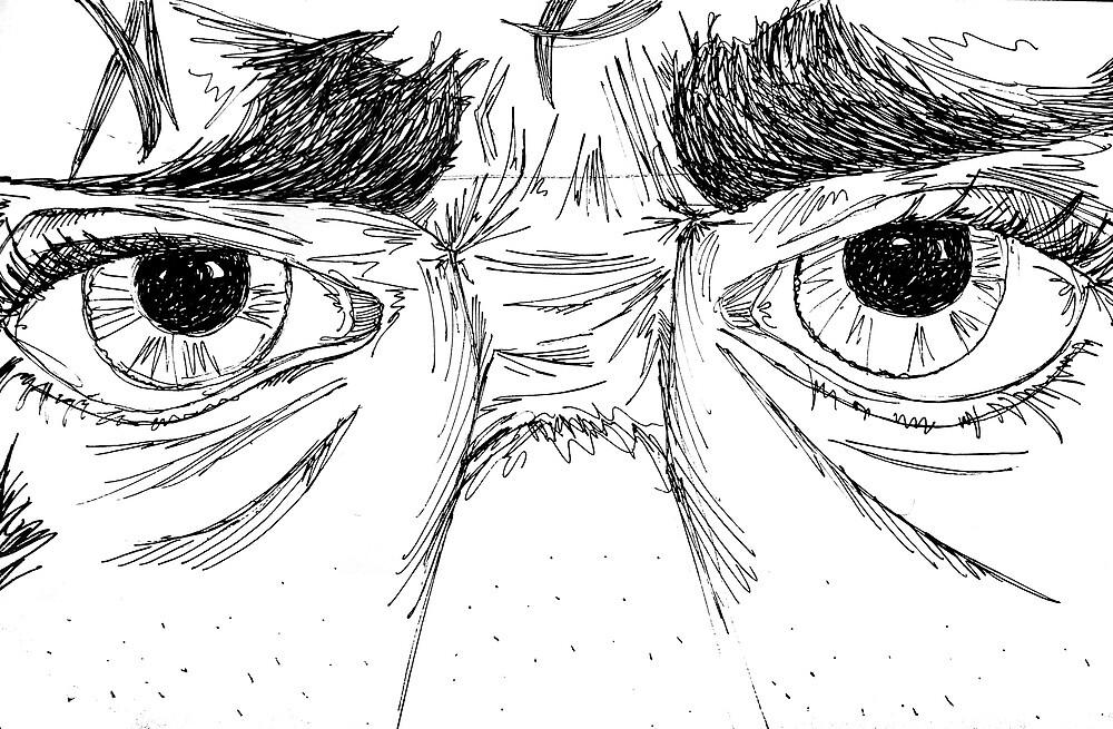 Eyes, pt. 1 by mhague91