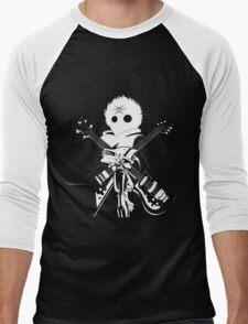 Flcl white Men's Baseball ¾ T-Shirt
