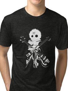 Flcl white Tri-blend T-Shirt