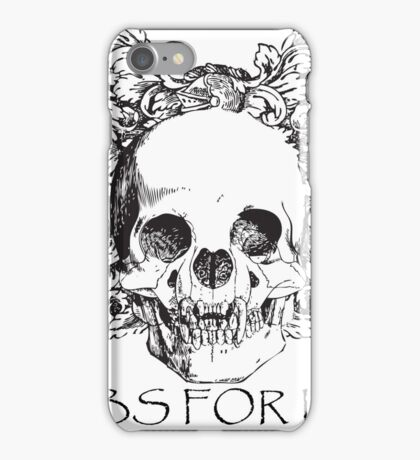 Dubs For Life - Retro Dubbers iPhone Case/Skin