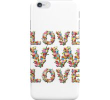 Love VW - Retro Dubbers iPhone Case/Skin