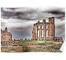 The Ruins of Tynemouth Priory Poster