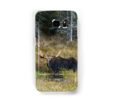 Bull Moose, Algonquin Park Samsung Galaxy Case/Skin