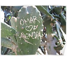 Omar and Alondra Forever Poster