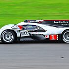 No 1 Audi R18 TDI by Willie Jackson
