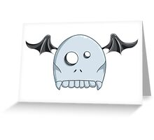 Halloween Monster 7 Greeting Card