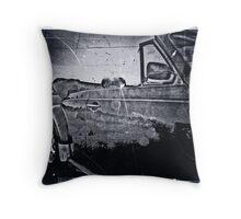 Das Auto Throw Pillow