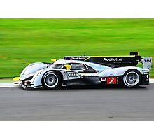 No 2 Audi R18 TDI Photographic Print