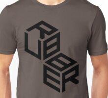 RUBBER cubes - Black Unisex T-Shirt