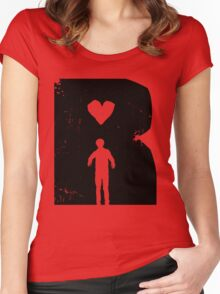 Dead Romantic Women's Fitted Scoop T-Shirt