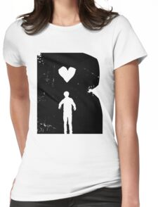 Dead Romantic Womens Fitted T-Shirt