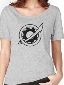 Steins;Gate - Future Gadget Lab (Black) Women's Relaxed Fit T-Shirt