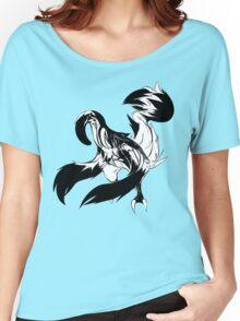 abstract bird Women's Relaxed Fit T-Shirt