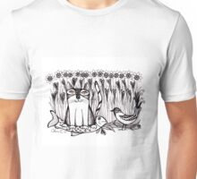 Gaston, the Trout and the Sparrow No 1 Unisex T-Shirt
