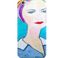Dorothy (From the Mona Lisa Smiles Series) iPhone Case/Skin