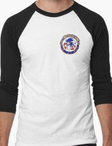 Sanich te Gehdegod Men's Baseball ¾ T-Shirt