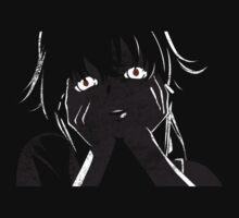 Mirai Nikki - Yandere (Rust Black) One Piece - Short Sleeve
