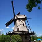 Fabyan Windmill by endomental Artistry