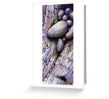 Pebbles & Rock Greeting Card