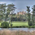 Belvior Castle by geoff curtis