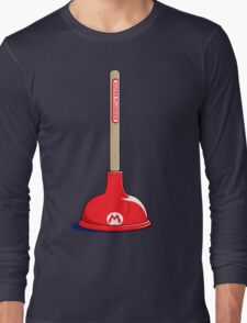Super Plunger Long Sleeve T-Shirt