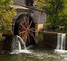 The Old Mill by LarryB007