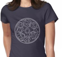 Gallifreyan Biting's Excellent (Light) Womens Fitted T-Shirt