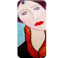 Jane (From the Mona Lisa Smiles Series) iPhone Case/Skin
