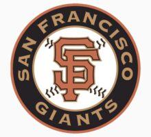 San Francisco Giants Kids Clothes