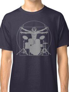 da Vinci percussion lines Classic T-Shirt