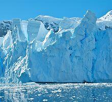 Paradise Bay Antarctica by RobertCave