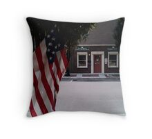 Law of Glory Throw Pillow