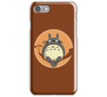 My Neighbour Totoro iPhone Case/Skin