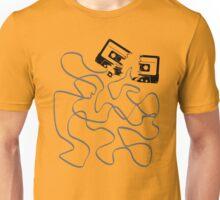 broken cassette tape salad Unisex T-Shirt