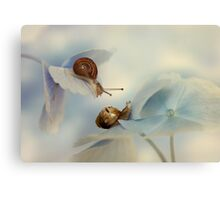 So happy together :) Canvas Print