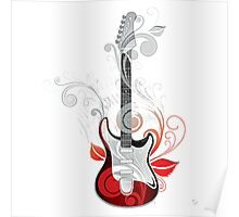 The flower guitar  Poster