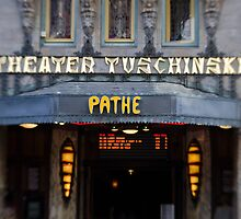 Amsterdam: Pathe Tuschinski Theater by Kasia-D