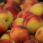 Peaches by Michael L. Colwell