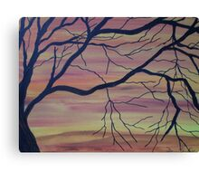 harvest skys Canvas Print